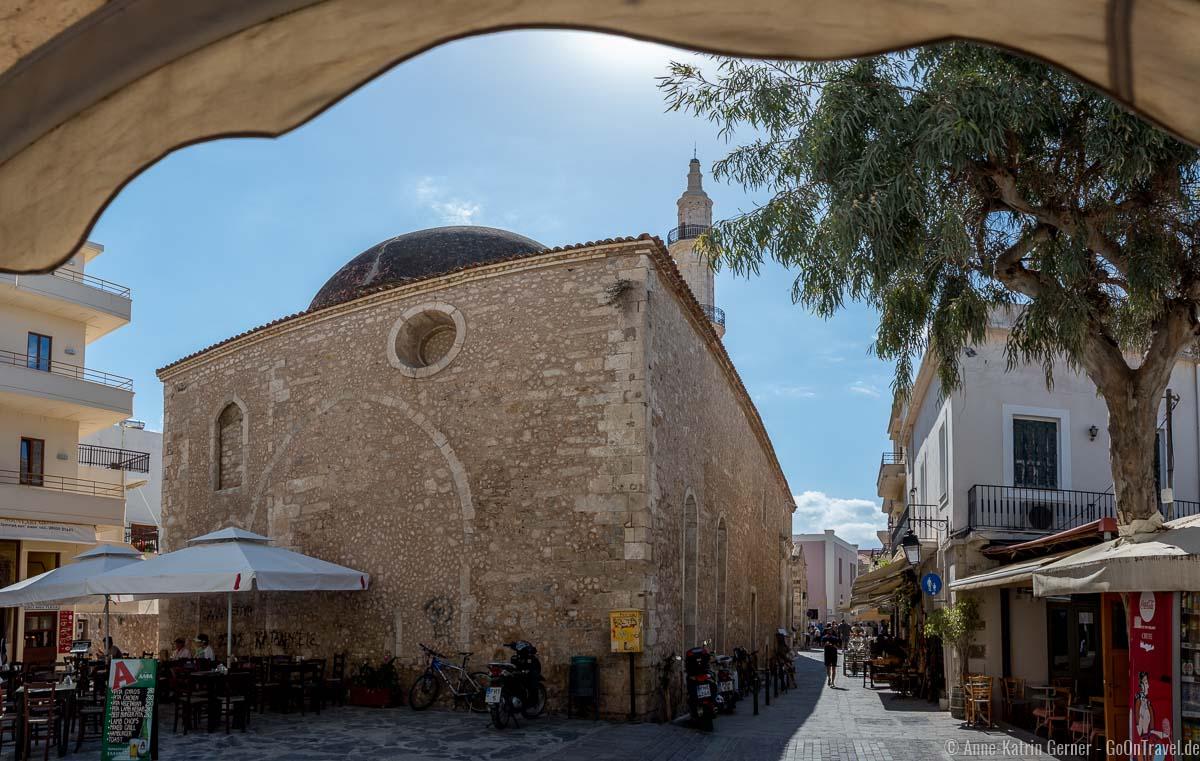 Neratzes-Moschee in Rethymno