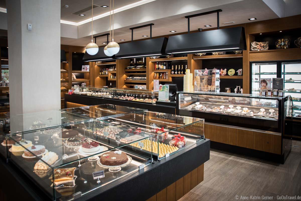 Bäckerei- und Konditoreigeschäft Savoidakis in Rethymno