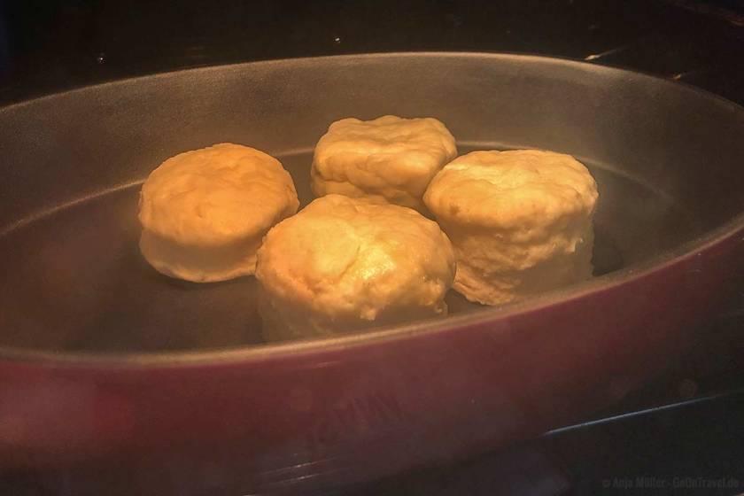 Rezept Amerikanische Biscuits Schritt 6