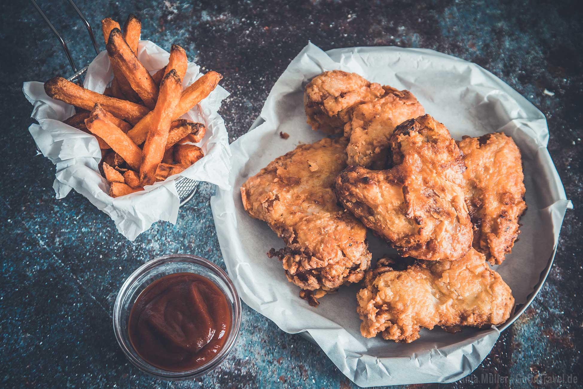Rezept Chicken Wings