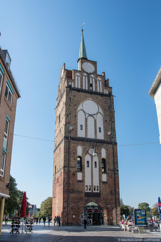 Kröpeliner Tor in Rostock