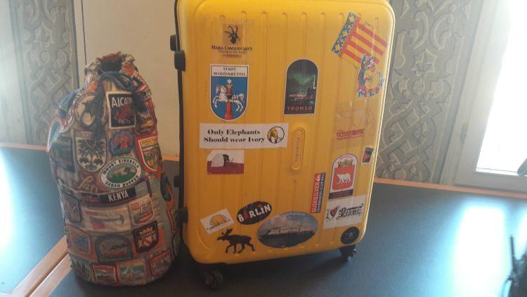GoOnTravel - die mit dem bunten Koffer - jetzt ist auch Wolfenbüttel mit dabei