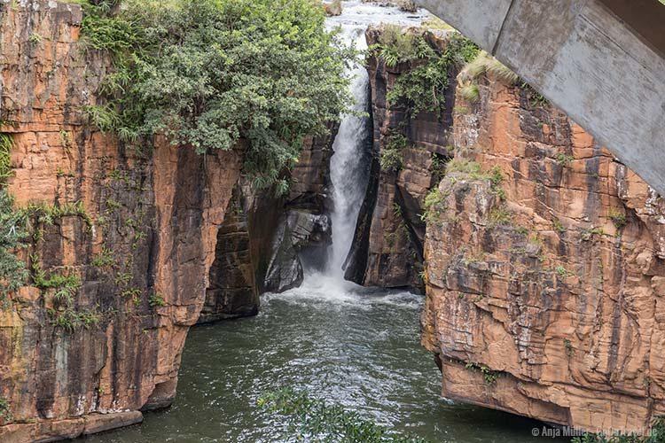 Sabie Falls in Südafrika