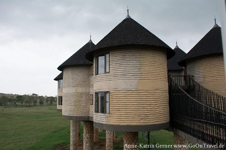 Unterkunft Sarova Salt Lick Lodge Taita Hills