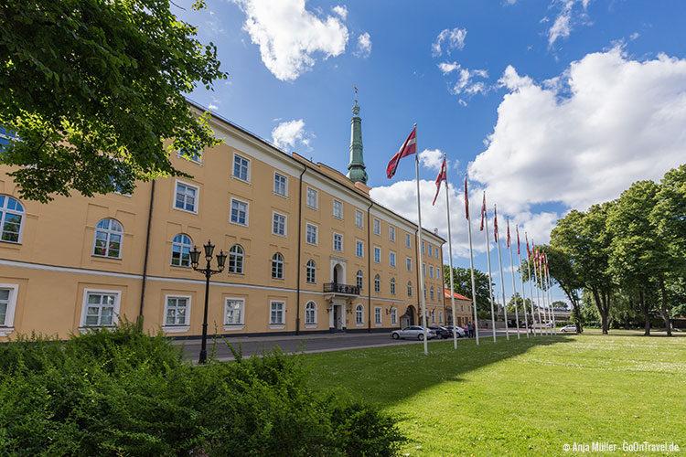 Das Rigaer Schloss