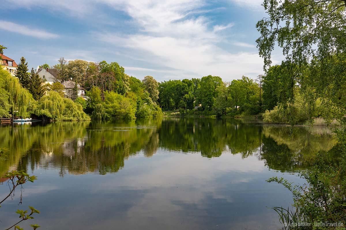 Ruhe pur am Koenigssee