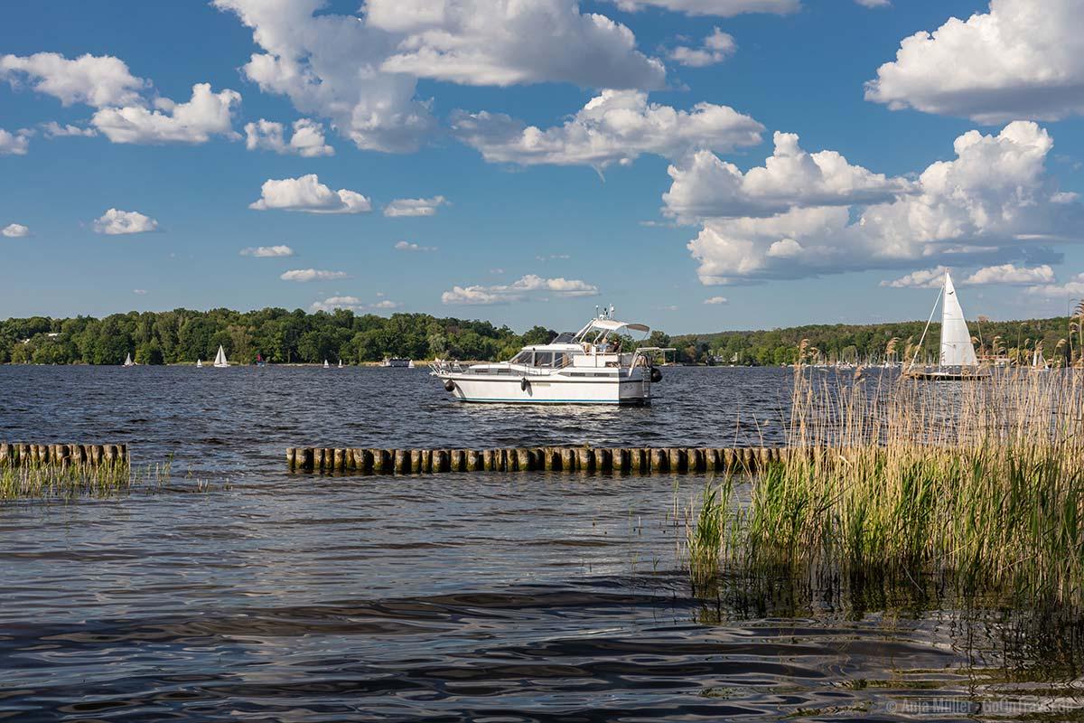 Wannsee - einer der bekanntesten Seen in Berlin