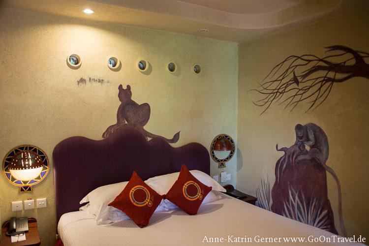 Zimmer Serena Amboseli Lodge