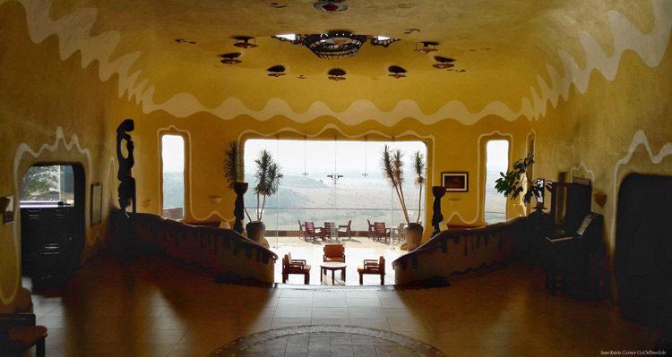 Lobby Mara Serena Lodge