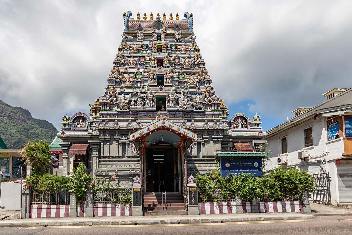 Hindu-Tempel Arul Mihu Navasakthi Vinayagar