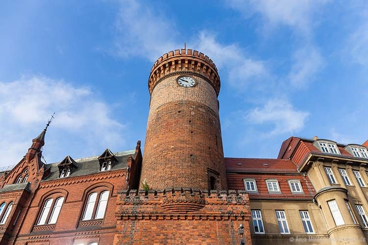Spremberger Turm in Cottbus