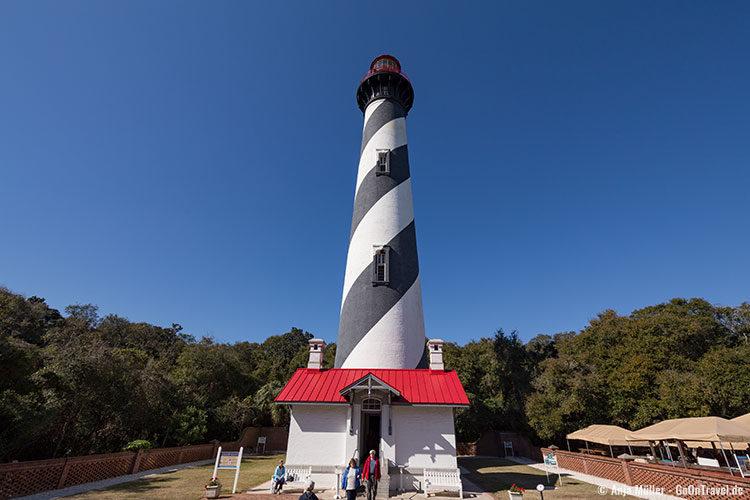 Der St. Augustine Leuchtturm (Lighthouse)