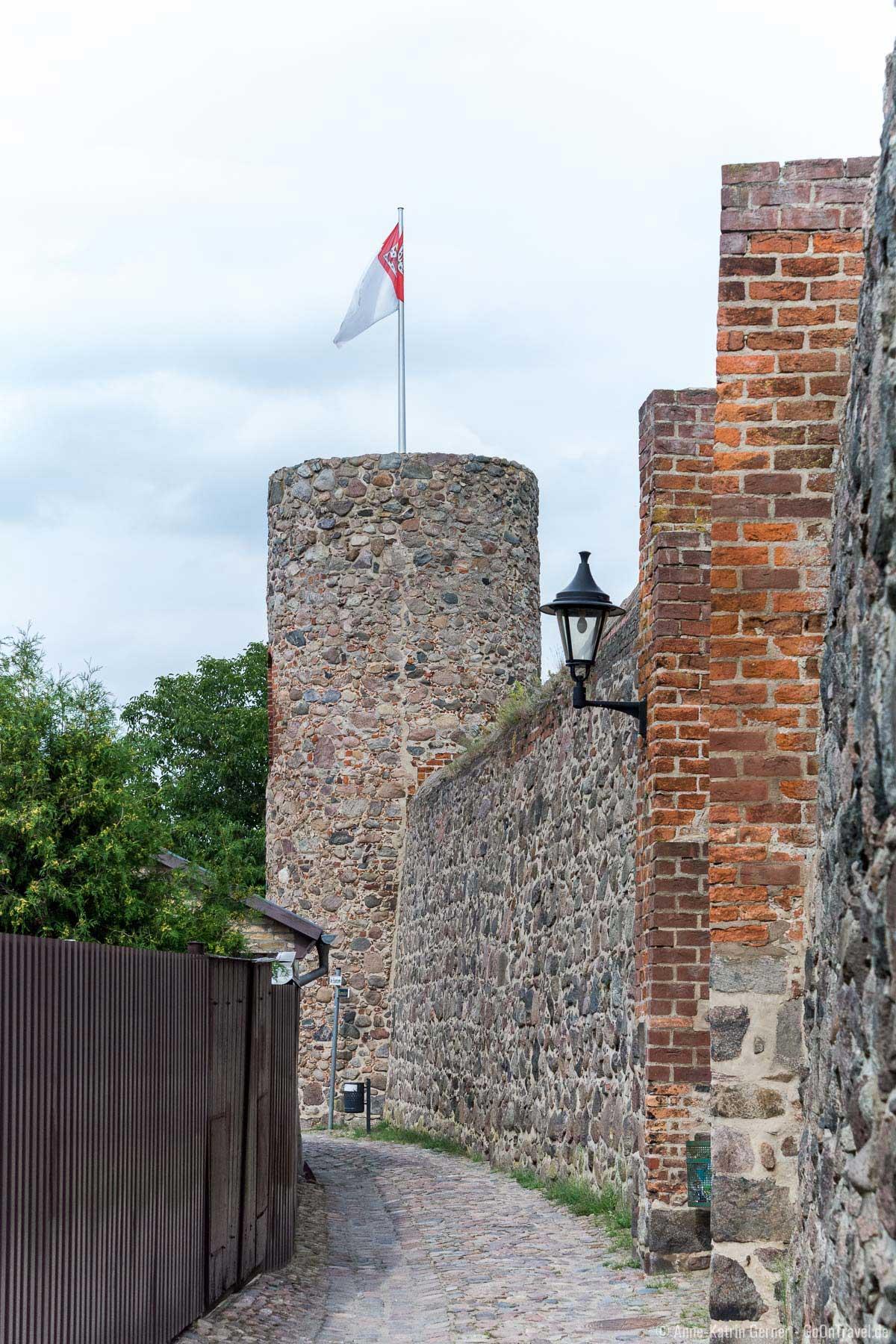 Turm der Stadtmauer Templin