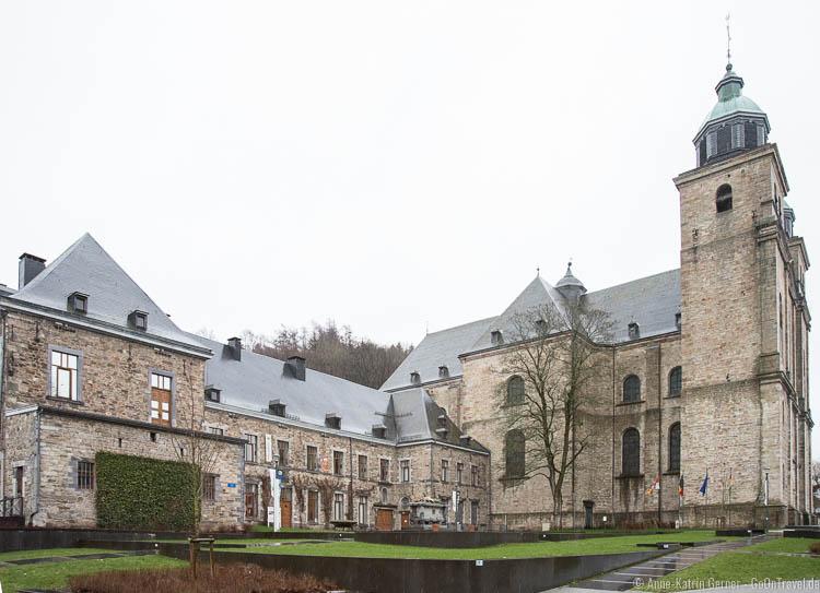 Malmundarium und Kathedrale