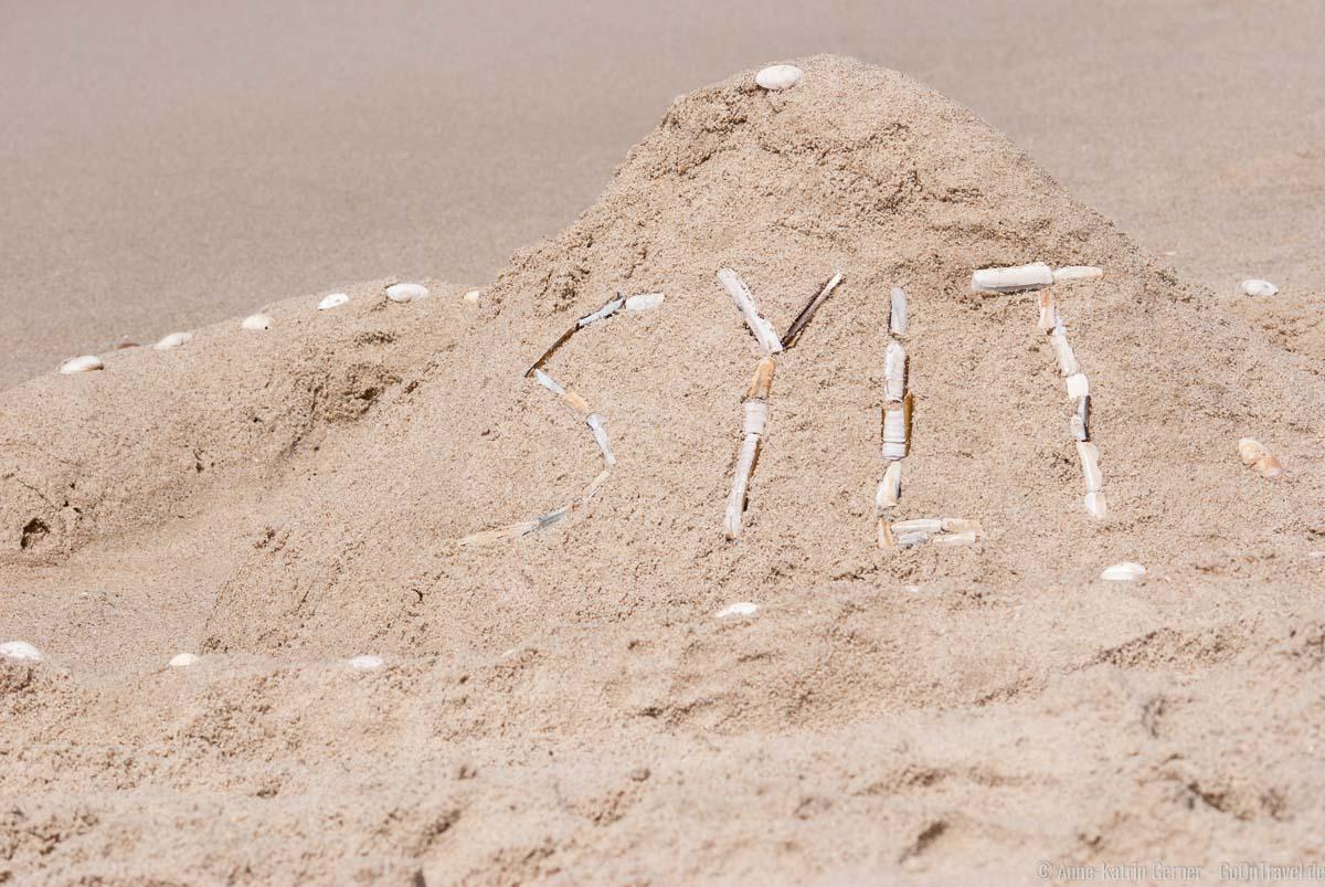 Der Strand wartet auf deinen ersten Sylturlaub!