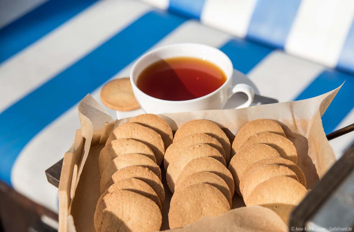 Ein schnelles und einfaches Sylt Rezept: die Friesenkekse