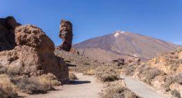 Teide Nationalpark Teneriffa – Vulkanlandschaft mit höchsten Gipfel Spaniens