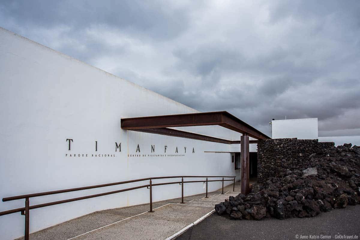 Besucherzentrum Timanfaya