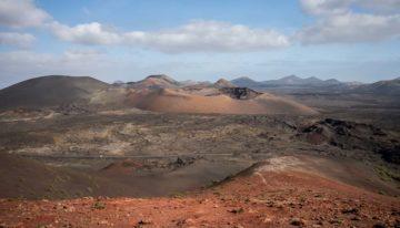 Im Land der Vulkane: der Timanfaya Nationalpark auf Lanzarote