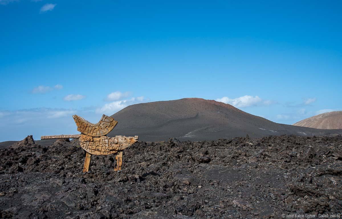 Montañas del Fuego - die Feuerberge von Lanzarote