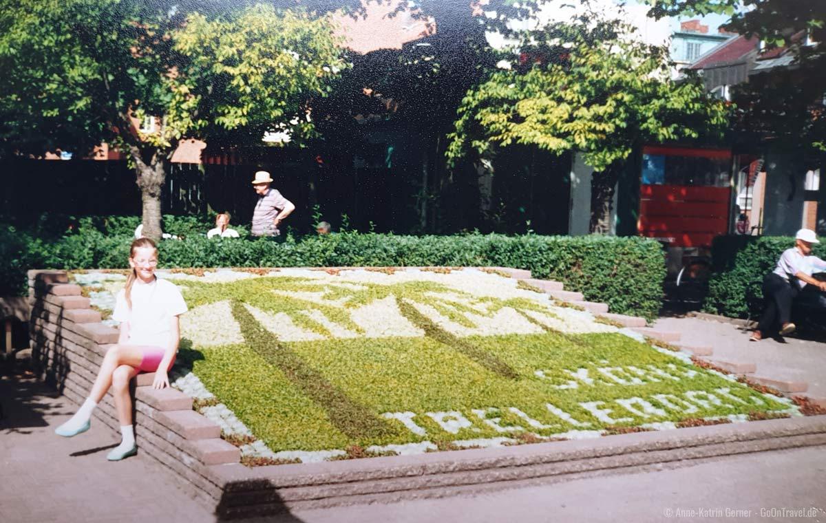 Trelleborg / Schweden im Sommer 1992