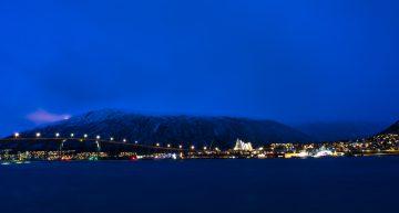 Meine Polarnacht in Tromsö