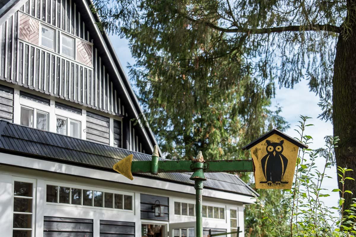 Ehemaliges Forsthaus von Bad Freienwalde