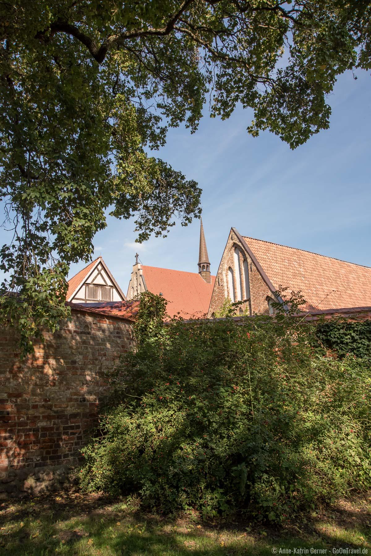 Universitätskirche von Rostock