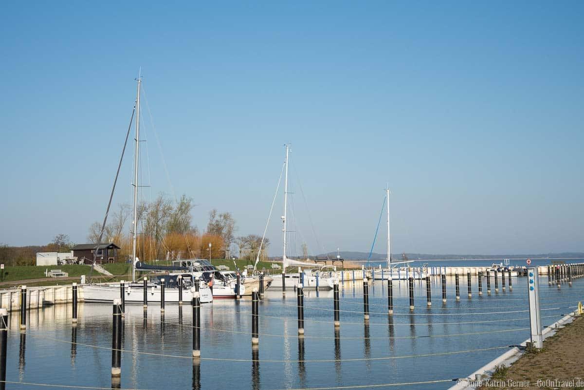 Yachthafen Zinnowitz