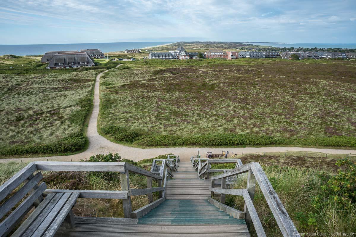 Nordsee und Wattenmeer in einem Blick vereint