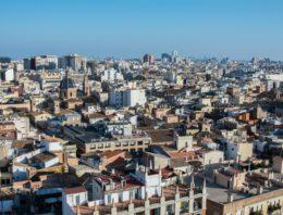 Valencia von oben – die schönsten Aussichten der Stadt