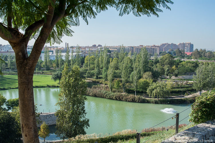 Park de Carbecera in Valencia
