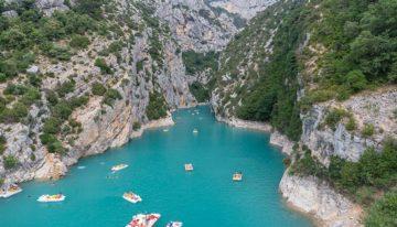 Verdonschlucht – Ein Grand Canyon mitten in Frankreich