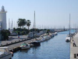 Viareggio und die Versilia Küste in der Nebensaison