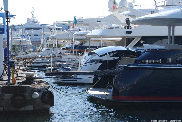 Yachthafen Viareggio