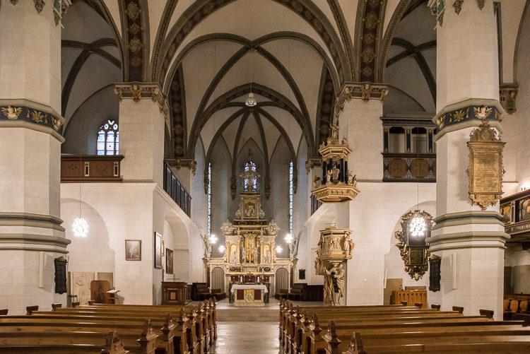 Hauptkirche Beatae Mariae Virginis zu Wolfenbüttel