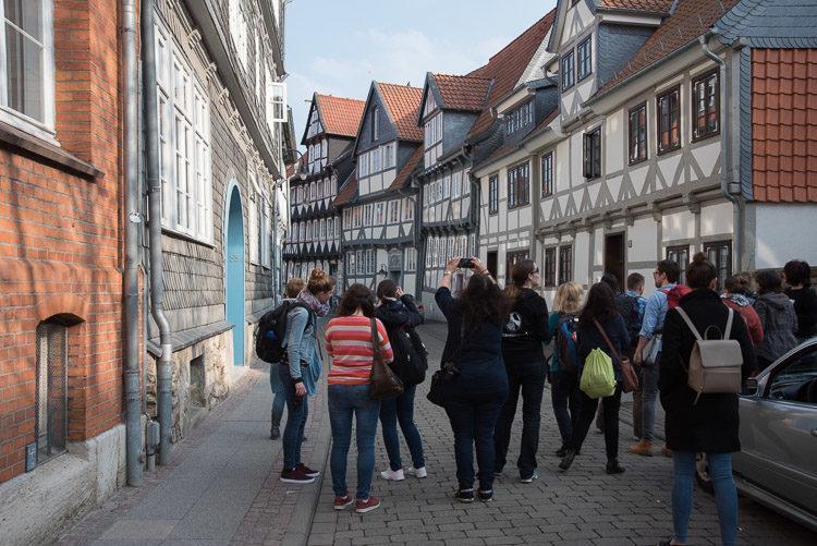 Fotowalk durch Wolfenbüttel