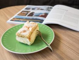 Verdens beste – Kvæfjordkake – der Nationalkuchen von Norwegen