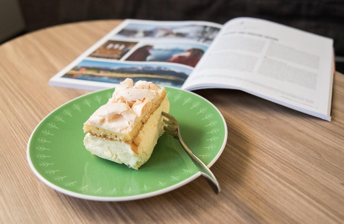 Verdens Beste Kvaefjordkake Nationalkuchen Norwegen Goontravel De