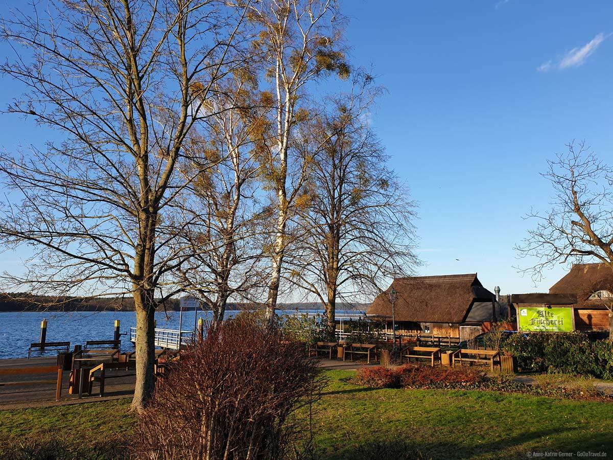 Das Fischerdorf Altenhof