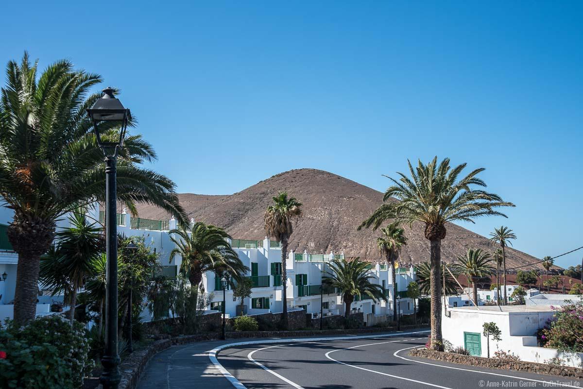 Yaiza zählt zu den schönsten Orten von Lanzarote.