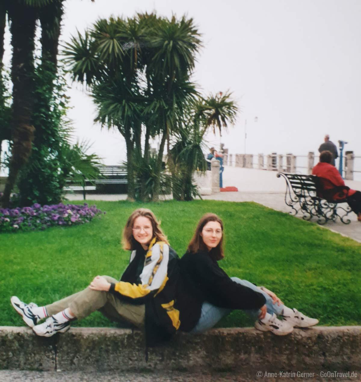 Am Gardasee in Sirmione