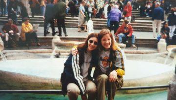 Reisen damals und heute: unsere ersten gemeinsamen Reisen als Teenager in den 90er Jahren