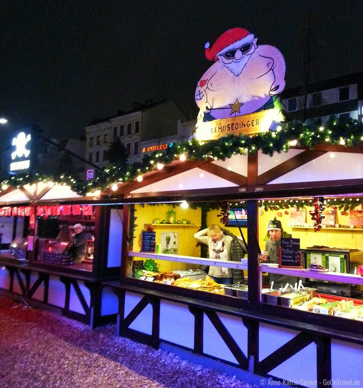 Santa Pauli Weihnachtsmarkt